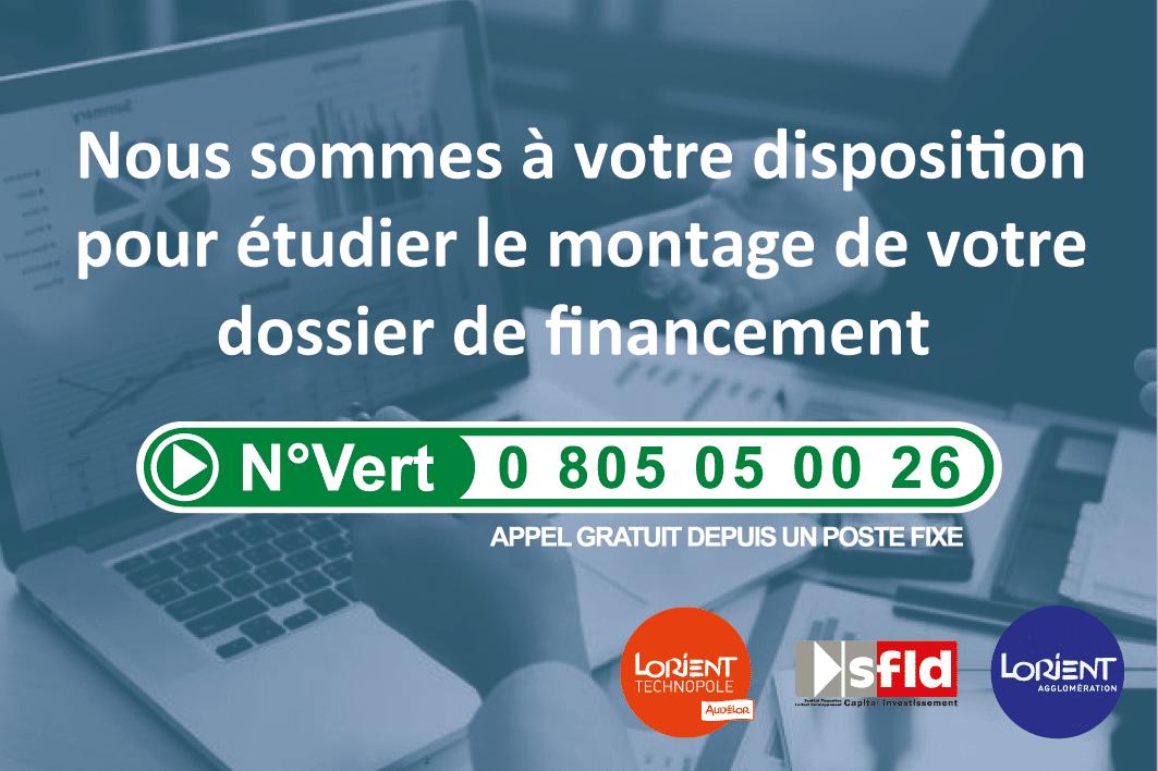 Création d'un fonds d'1 million d'euros à destination des entreprises de Lorient Agglomération