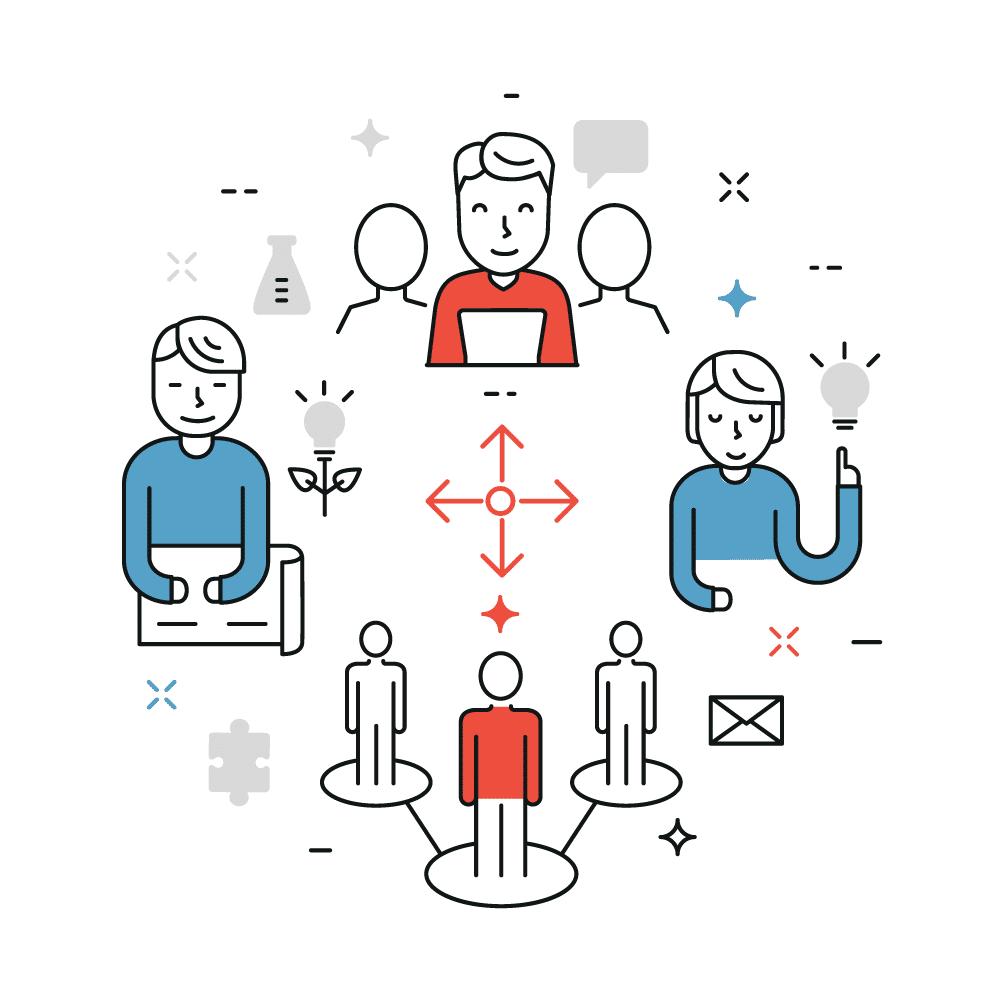 projets innovants - Un réseau collaboratif