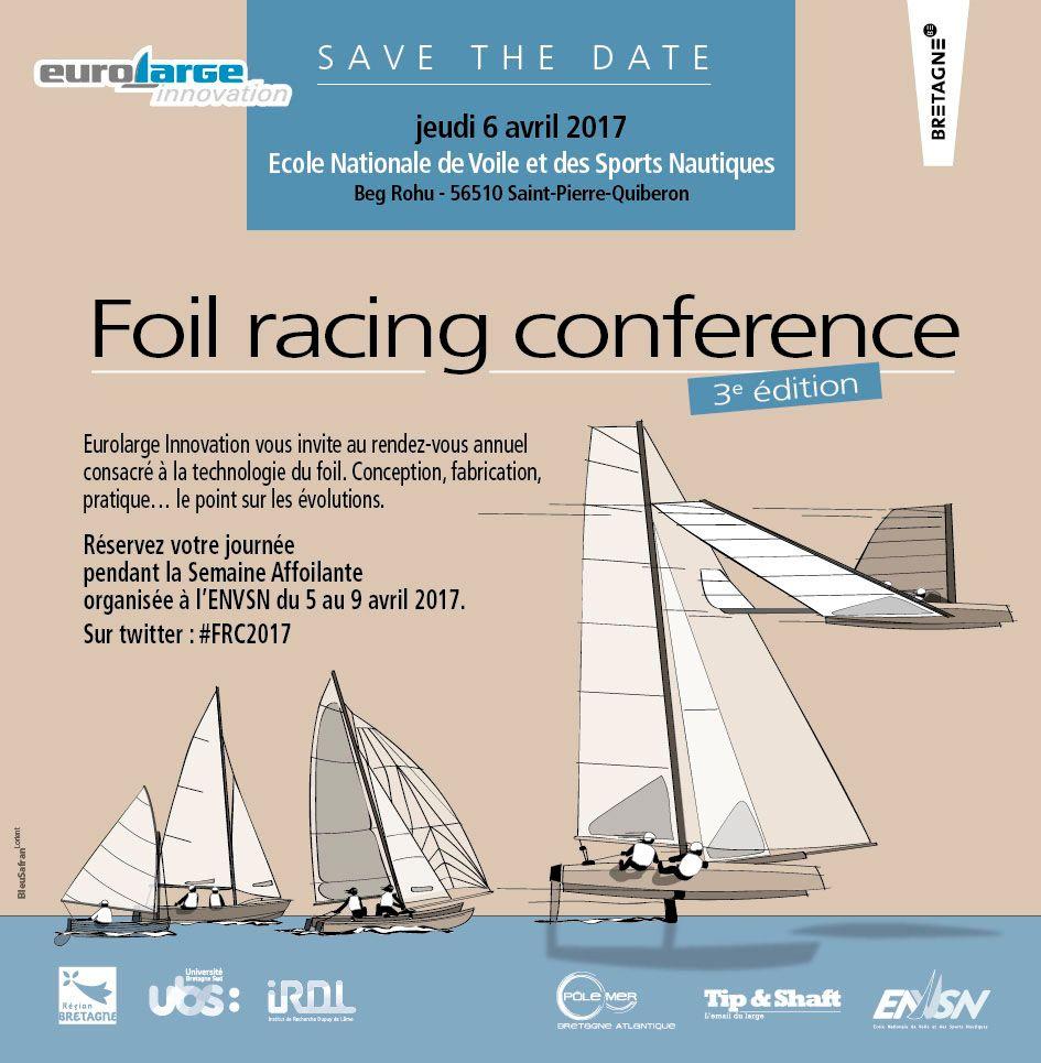 Foil Racing Conference – Jeudi 6 avril 2017