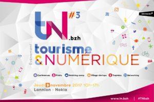 Tourisme & numérique #3 - par la Technople Anticipa Lannion-Trégor