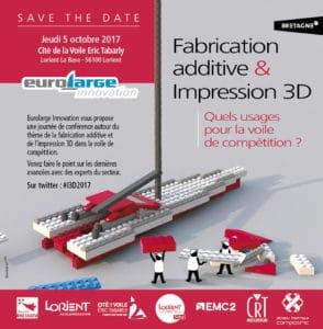 conférence fabrication additive & impression 3 D. Quels usages pour la compétition?