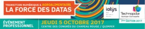 La force des DATAS Transition numérique et agroalimentaire