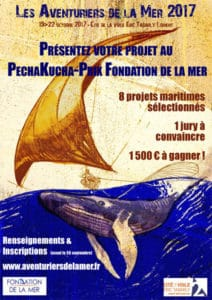 PechaKucha- Prix fondation de lamer