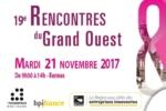19e rencontres du Grand Ouest le 21 novembre 2017 à Rennes