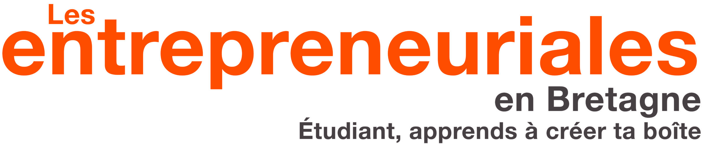 les entrepreneuriales Bretagne