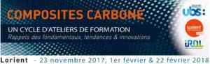 Formation composites carbone