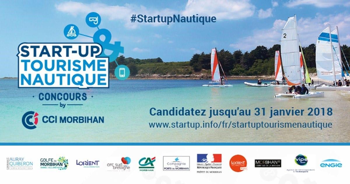 concours stratup et tourisme nautique
