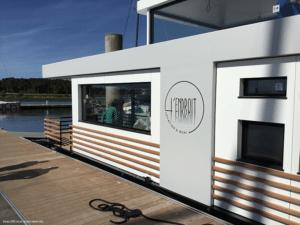 Sealoft - L'endroit location à quai