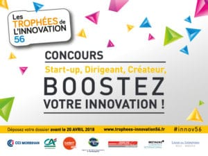 Trophees innovation 56 concours 2018