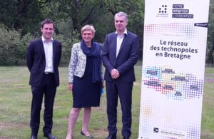 Assemblée générale des 7 technopoles de Bretagne mai 2018