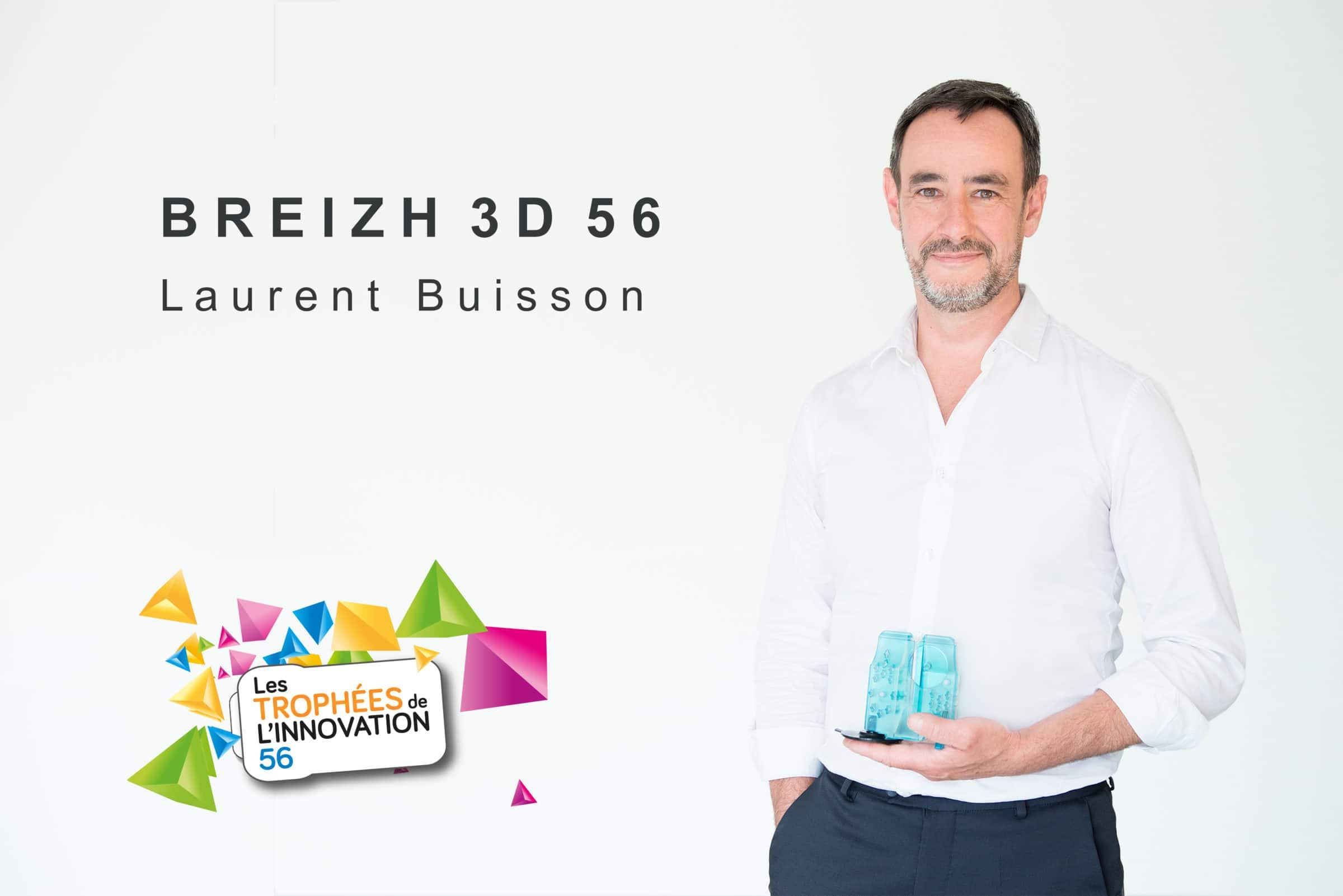 BREIZH 3D Laurent Buisson @SIRVAIN