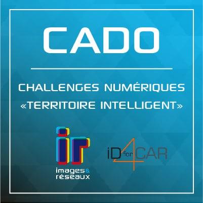 Challenge CADO 2018 «Territoire Intelligent» – Par Images & Réseaux & ID4CAR