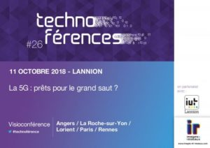 Technoférences #26 La 5G
