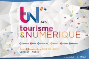 Tourisme & numérique, Lannion 8 novembre 2018