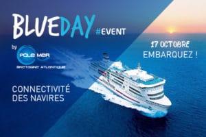 Blue day connectivite des navires