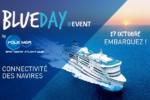Connectivité des navires – BLUEDAY #Event à bord de l'Armorique de Brittany Ferries le 17 octobre