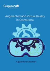 Capgemini - Réalité virtuelle et augmentée