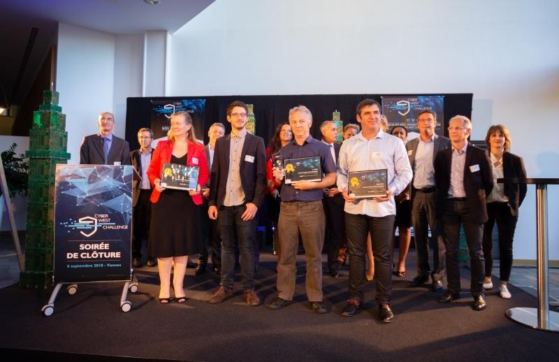 Cyber West Challenge #2 – Découvrez les 3 entreprises récompensées : Dawizz, Awacloud et By Stamp