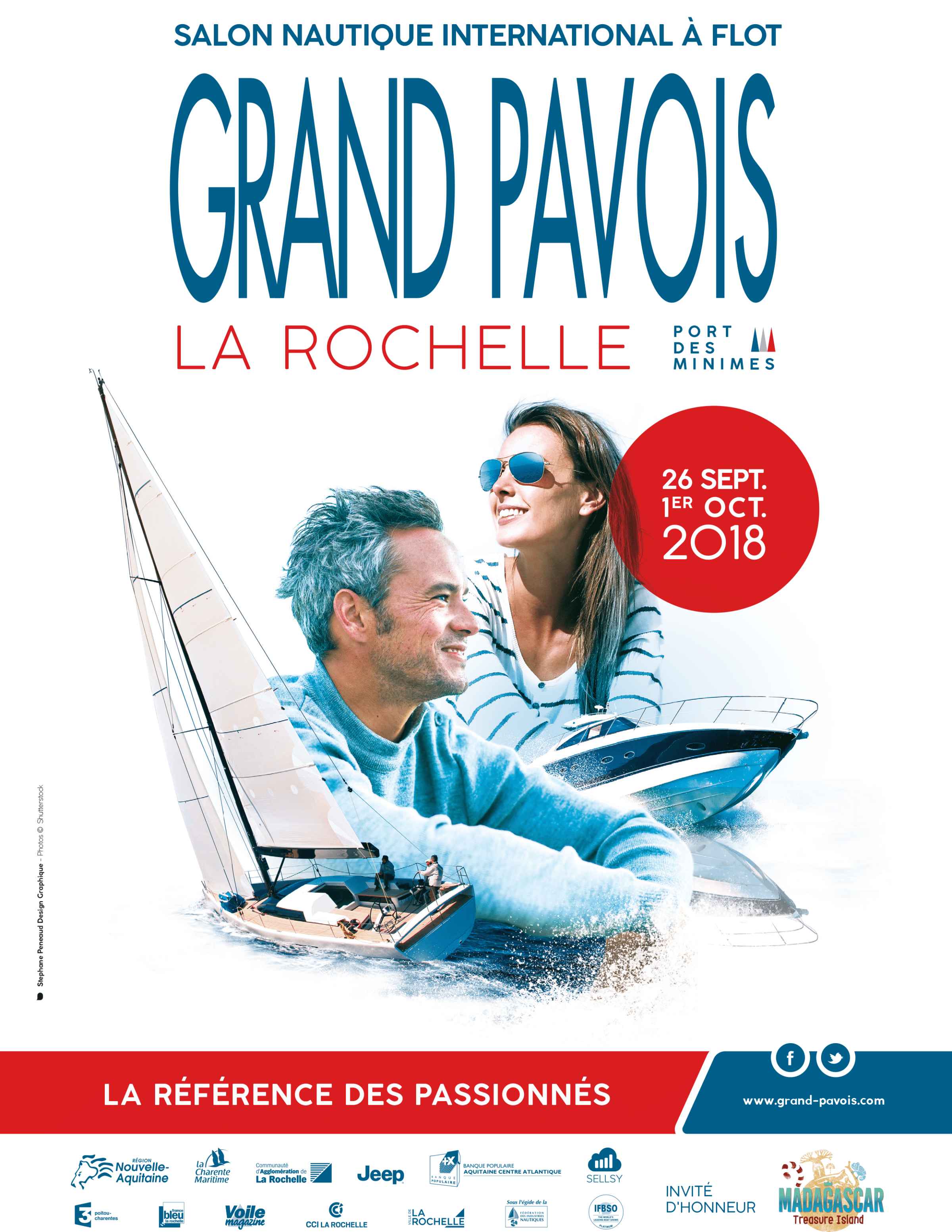Grand Pavois de la Rochelle du 26 septembre au 1er octobre 2018 – Les exposants du pays de Lorient