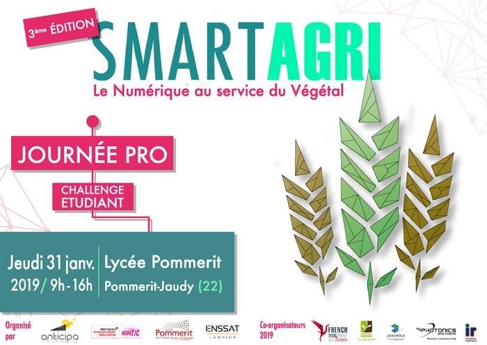 SmartAgri #3 – Le Numérique au service du Végétal