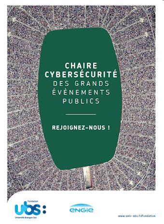 UBS - Chaire cybersécurité des grands événements publics