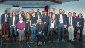 Start-up handicaps lauréats 2019