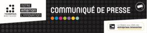 7 technopoles Bretagne Communiqué de presse