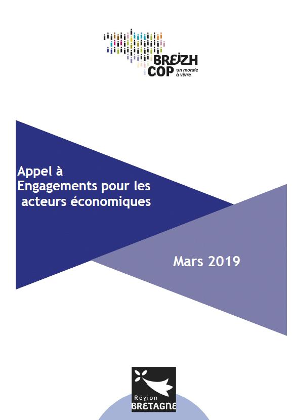 BREIZH COP : Appel à Engagements pour les acteurs économiques