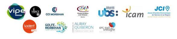 partenaires French Tech Bretagne sud