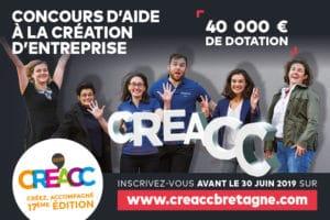 Concours   Cré'ACC aide à la création d'entreprise
