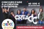 Concours | Cré'ACC aide à la création d'entreprise