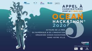 Organisez Ocean Hackathon® dans votre ville