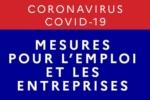 COVID-19 | MESURES DE SOUTIEN AUX ENTREPRISES