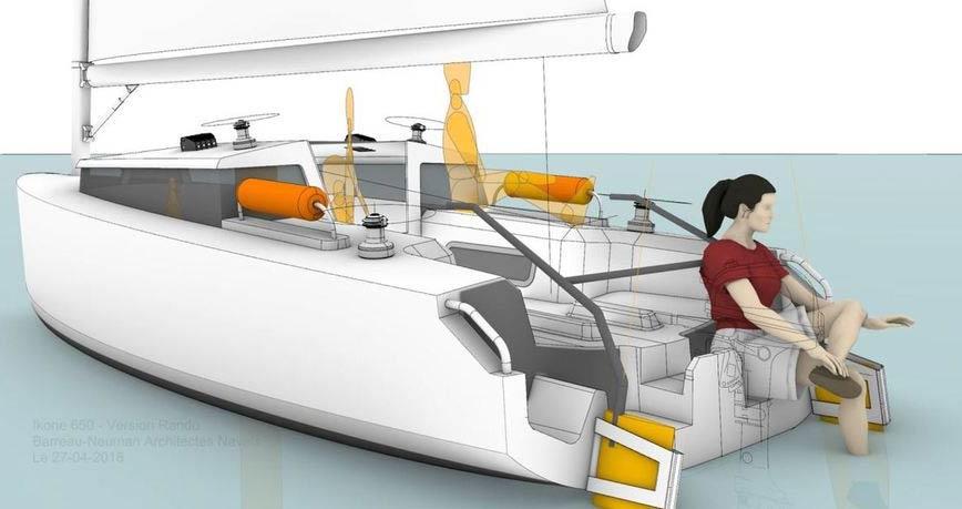 E-kone : un projet de bateau électrique bientôt en développement à Lorient