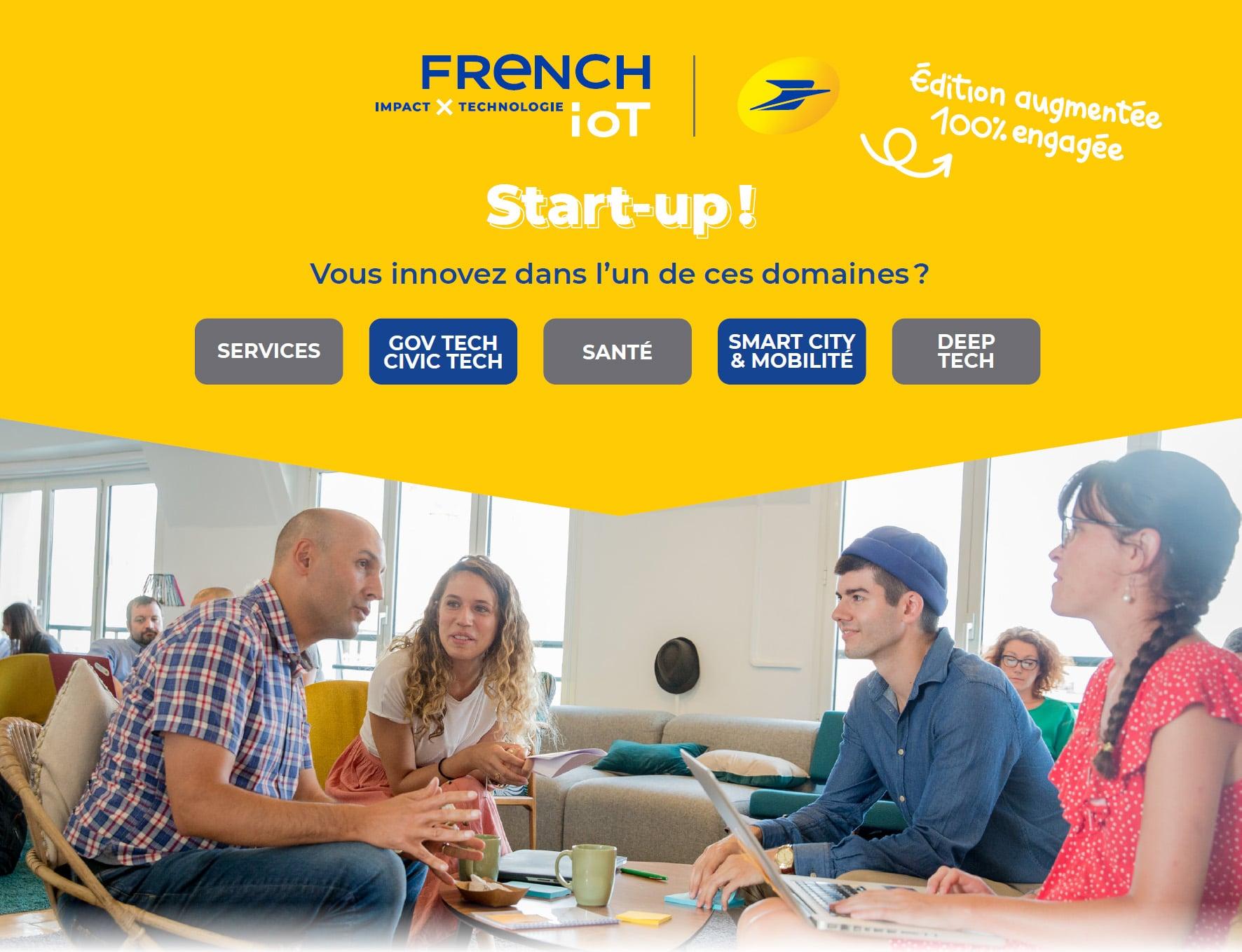 Concours | French IOT – Une édition 100% engagée pour répondre aux grands défis de notre société