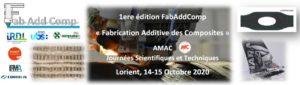 Journées fabrication additive des composites