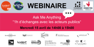 Webinaire Ask me anything