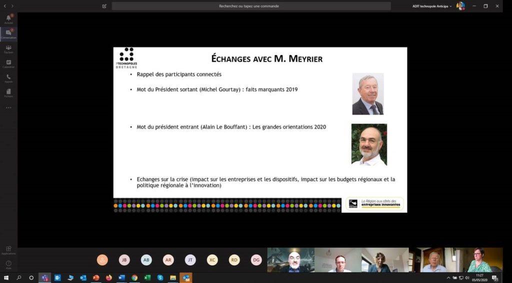 AG des 7 Technopoles Bretagne | Bilan 2019 : un accompagnement sur-mesure pour les entreprises innovantes bretonnes