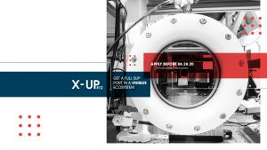 X UP promo 12