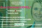 Prix   Corinne Erhel par Images & Réseaux : Numérique & écologie, solidarité, mixité