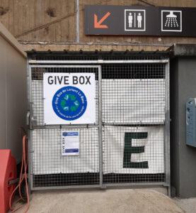 GIVE BOX de Lorient La Base