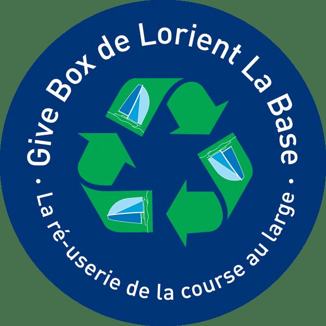 GIVE BOX de Lorient La Base – Testons ensemble le concept d'une «ré-userie» de la course au large !