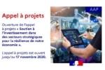 Appel à projets | Soutien à l'investissement des secteurs stratégiques