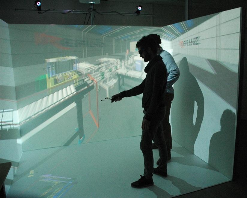 Fablab du Pays de Lorient – Un cube de réalité virtuelle ouvert à tous vos projets