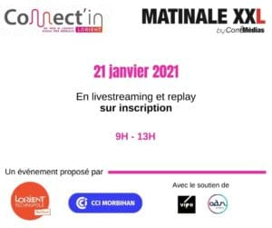 Connect'in Lorient - Matinale XXL