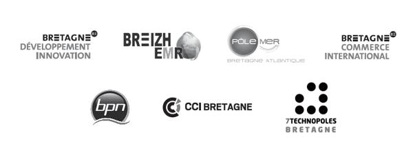 Bretagne Ocean Power - partenaires