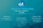 Fabrik ta pépite, le nouveau programme proposé par Pépite Bretagne ! Il permettra à tous les étudiants (post-bac) de découvrir l'entrepreneuriat et l'intrapreneuriat