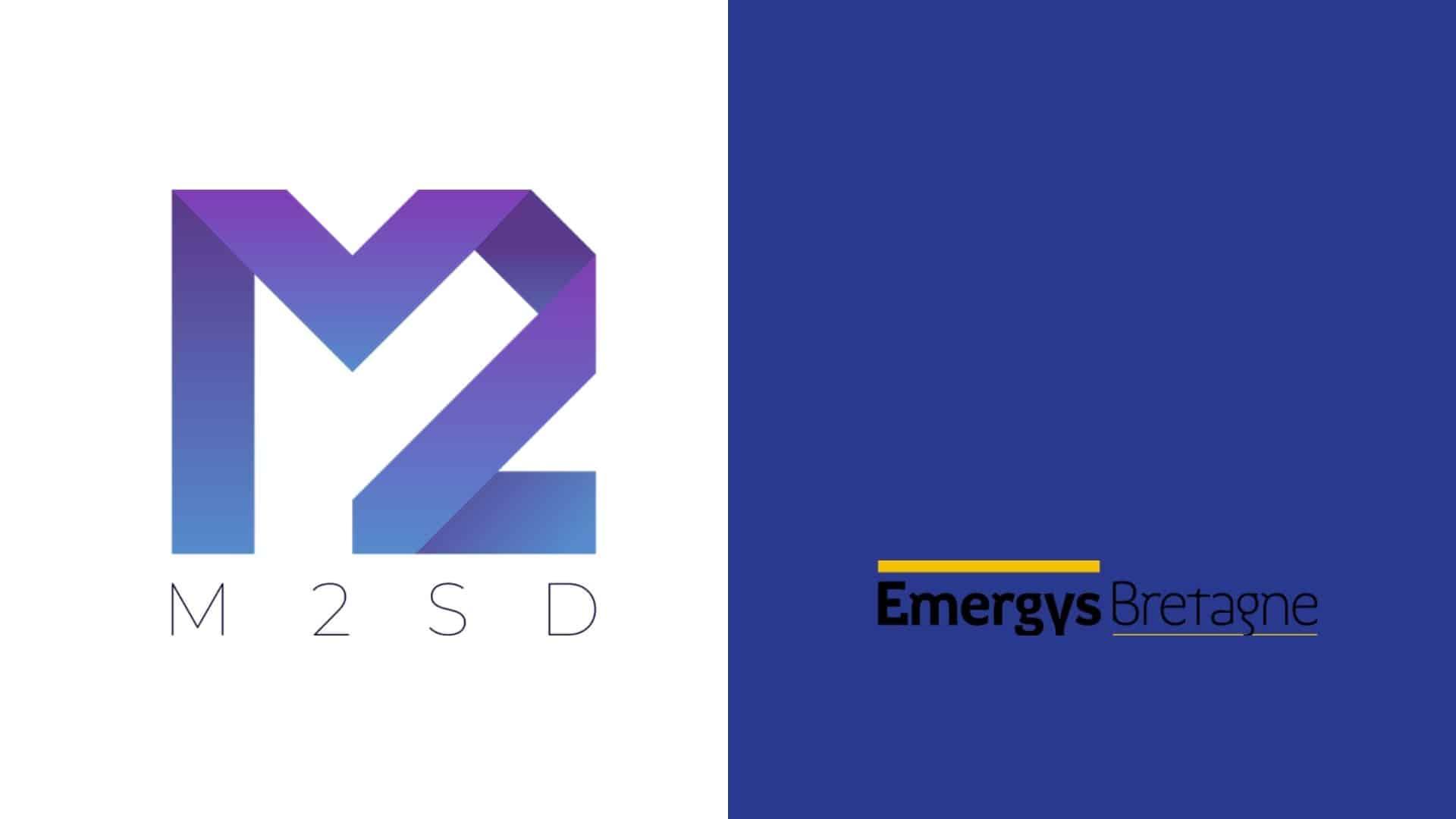 Le projet M2SD accompagné par Lorient Technopole, intègre l'incubateur Emergys Bretagne