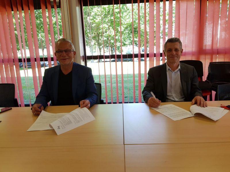 Le Village by CA Morbihan et AudéLor – Lorient Technopole renouvellent leur partenariat