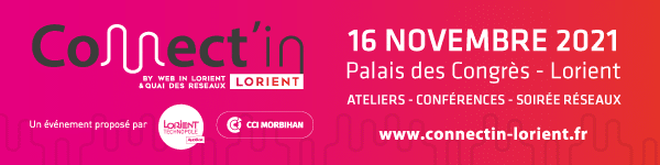 Connect'in Lorient 2021